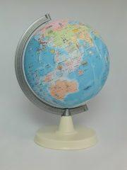 絵入りひらがな地球儀